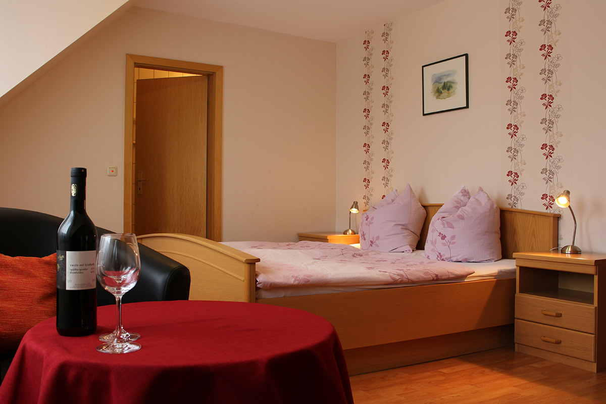 Gästezimmer in Senheim an der Mosel