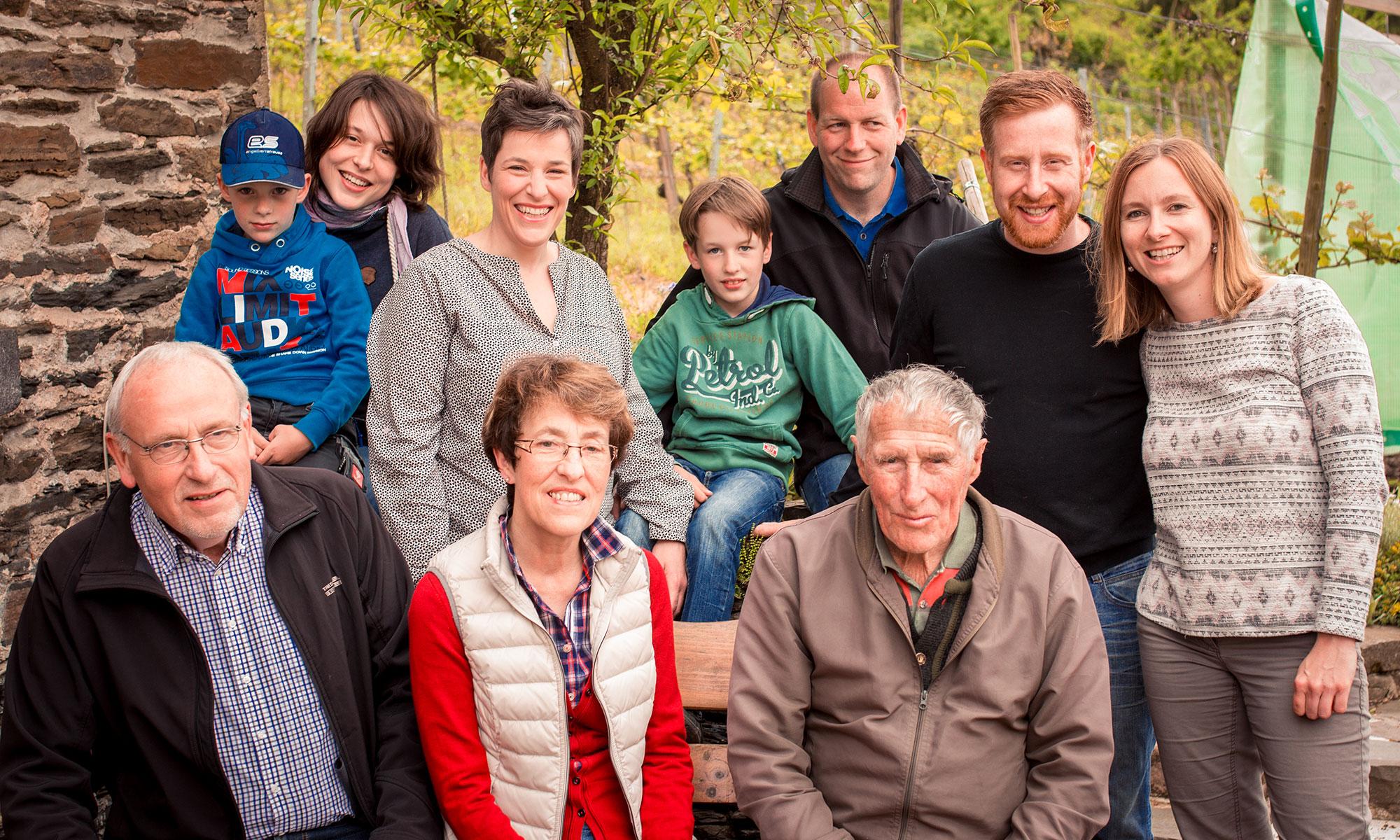 Familie Loescher Erben in Senheim an der Mosel