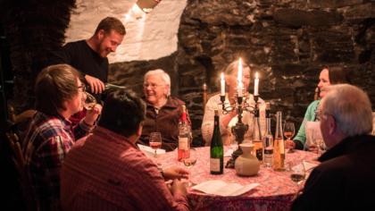 Weinprobe in Senheim an der Mosel